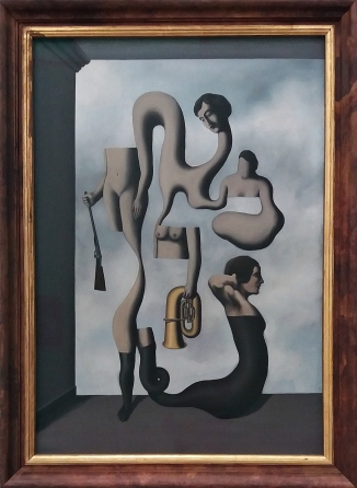 magritte-acrobate