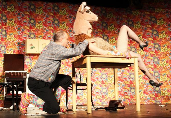 """""""Sarenki"""" - reż. Tomáš Svoboda - Teatr Ludowy w Krakowie"""